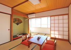 Onsen Hostel Hinoemi - Atami - Ruokailuhuone