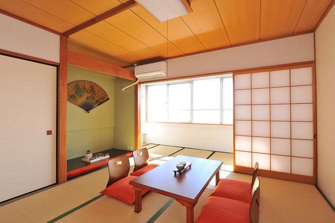 考山熱海溫泉日式旅館及青年旅舍 - 熱海 - 熱海市 - 餐廳