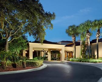 Courtyard by Marriott Jacksonville Mayo Clinic Campus/Beaches - Jacksonville - Building