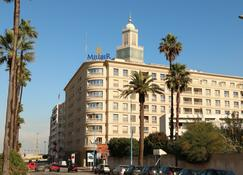 Melliber Appart Hotel - Casablanca - Outdoors view