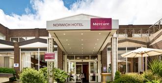 Mercure Norwich Hotel - Norwich - Edificio