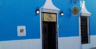 El Mayab Hostel - Mérida - Vista del exterior