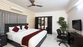 At Home Apartment Hotel - Hyderabad - Chambre