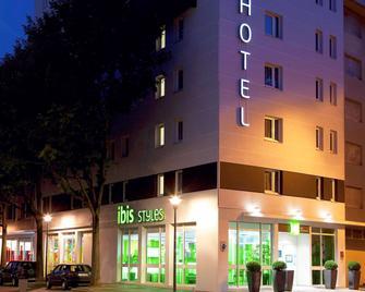 Ibis Styles Lyon Villeurbanne - Віллербанн - Building