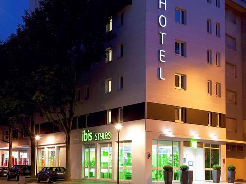 Ibis Styles Lyon Villeurbanne - Villeurbanne - Building