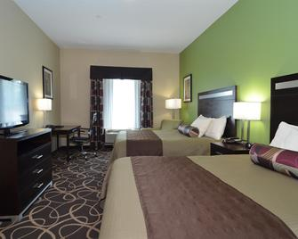 Best Western Plus Kenedy Inn - Kenedy - Bedroom