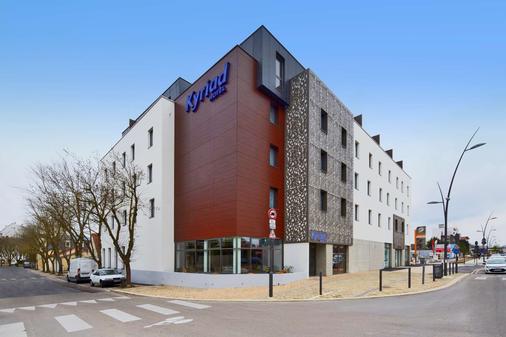 Kyriad Troyes Centre - Troyes - Rakennus