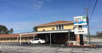 Coastal Motel - Jacksonville - Building