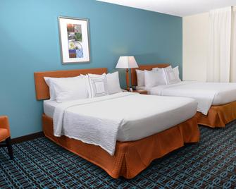 Fairfield Inn & Suites Marriott Effingham - Effingham - Slaapkamer