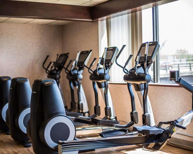 機場凱富酒店 - 曼徹斯特 - 曼徹斯特 - 健身房