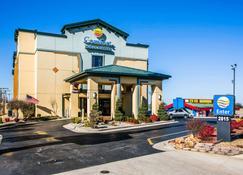 Comfort Inn & Suites Springfield I-44 - Springfield - Gebäude