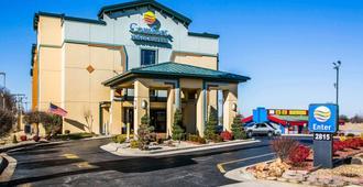 Comfort Inn & Suites Springfield I-44 - ספרינגפילד