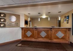 Comfort Inn & Suites Springfield I-44 - Springfield - Lobby