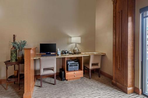 Comfort Inn & Suites Springfield I-44 - Springfield - Business center