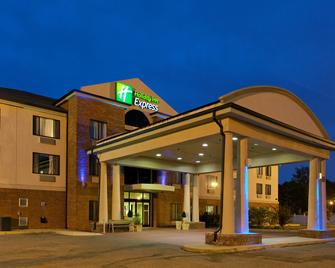 Holiday Inn Express & Suites Sylacauga - Sylacauga - Budova