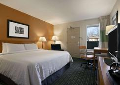 Days Inn by Wyndham Chattanooga/Hamilton Place - Chattanooga - Bedroom