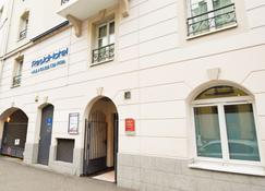 米盧斯中心公寓酒店 - 米路斯 - 牧羅茲 - 建築