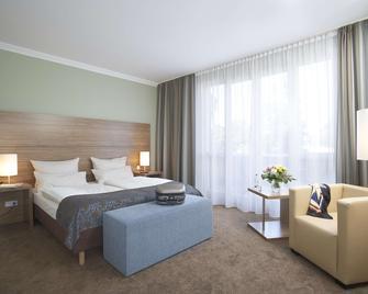 Hotel Central Regensburg - Regensburg - Bedroom