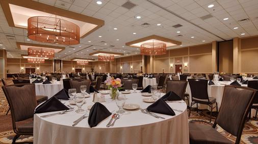 Best Western Premier The Central Hotel & Conference Center - Harrisburg - Juhlasali