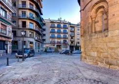 Hotel Silken Rona Dalba - Salamanca - Outdoor view