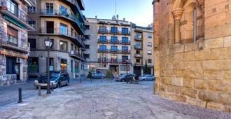 Hotel Silken Rona Dalba - Salamanca - Dış görünüm