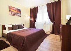 PaulMarie Apartments on Mazurova - Homel - Makuuhuone