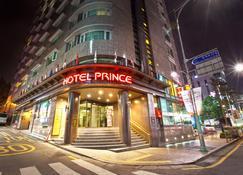 Hotel Prince Seoul - Seul - Budynek