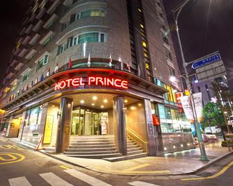 Hotel Prince Seoul - Söul - Byggnad