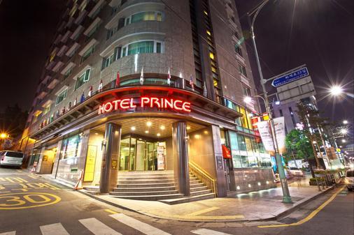 Hotel Prince Seoul - Seoul - Building