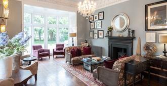 Didsbury House Hotel - מנצ'סטר - טרקלין