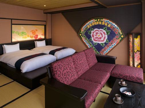 Hoshino Resorts Aomoriya - Misawa - Schlafzimmer