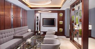 Dallas Marriott Suites Medical/Market Center - דאלאס - טרקלין