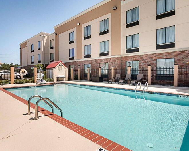 Comfort Suites Natchitoches - Natchitoches - Pool