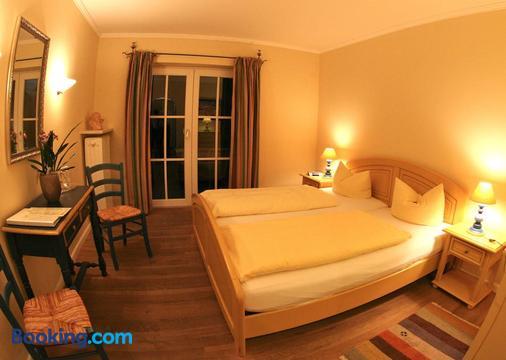 Alpenhof Garnihotel - Garmisch-Partenkirchen - Bedroom