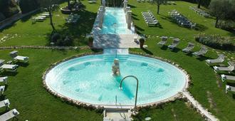 Hotel Salus Terme - Viterbo - Svømmebasseng