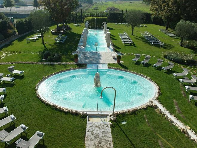 Hotel Salus Terme - Viterbo - Uima-allas