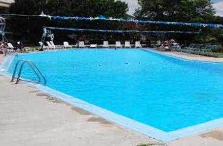 Ledgestone Hotel Vernal - Вернал - Бассейн