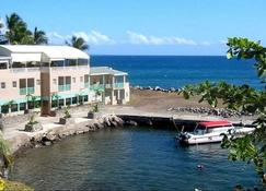 Bird Rock Beach Hotel - Basseterre - Widok na zewnątrz