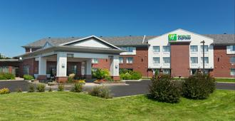 Holiday Inn Express Quebec City - Sainte Foy - Quebec - Edificio