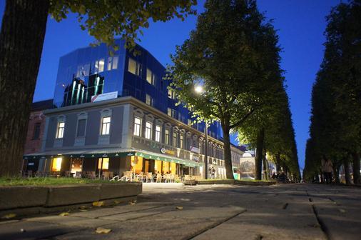 Kaunas City - Kauen - Gebäude