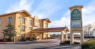 La Quinta Inn By Wyndham Santa Fe - Santa Fe - Bygning
