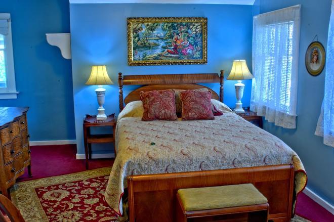 巴德酒店 - 錫達市 - 錫達城 - 臥室