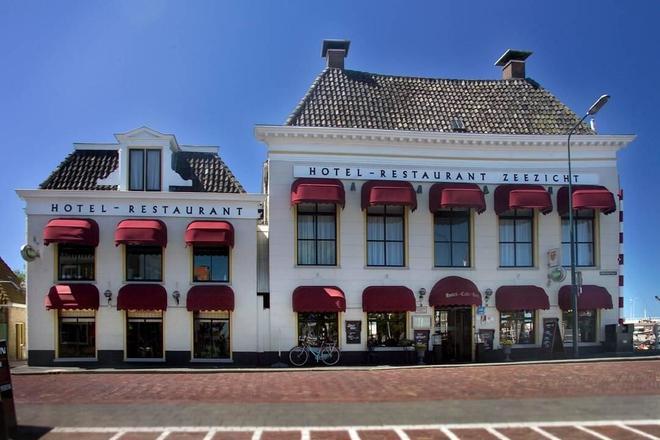 Hotel Zeezicht - Harlingen - Building