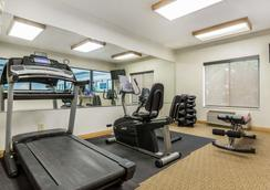 Comfort Inn and Suites South Bend - Mishawaka - Gym