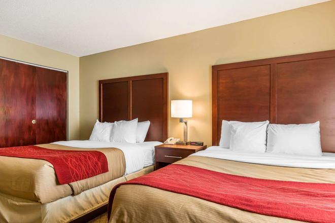 Comfort Inn and Suites South Bend - Mishawaka - Κρεβατοκάμαρα