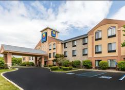 Comfort Inn and Suites South Bend - Mishawaka - Rakennus