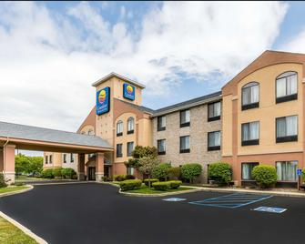 Comfort Inn and Suites Mishawaka-South Bend - Mishawaka - Gebouw
