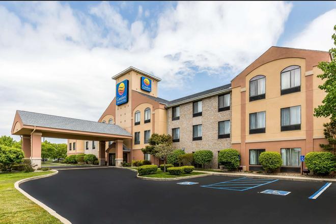 Comfort Inn and Suites South Bend - Mishawaka - Κτίριο