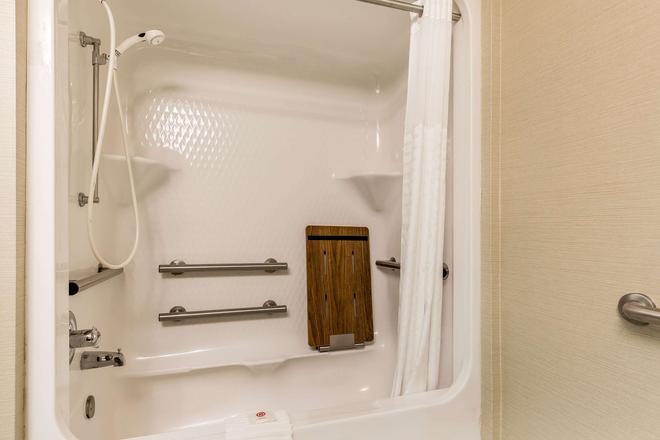 Comfort Inn and Suites South Bend - Mishawaka - Μπάνιο