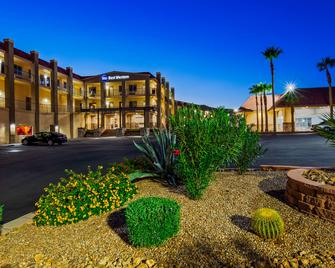 Best Western Hoover Dam Hotel - Boulder City - Building